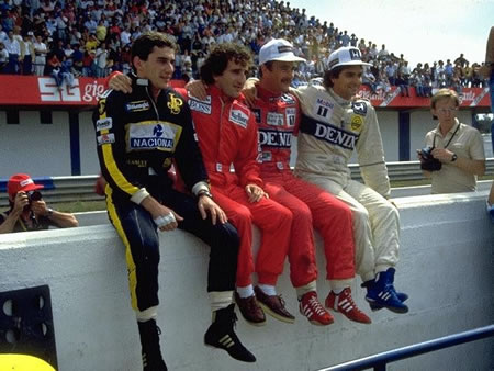 prost ayrton senna nelson - photo #21
