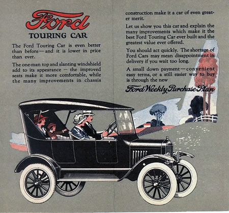 How Many Cars Did Henry Ford Make