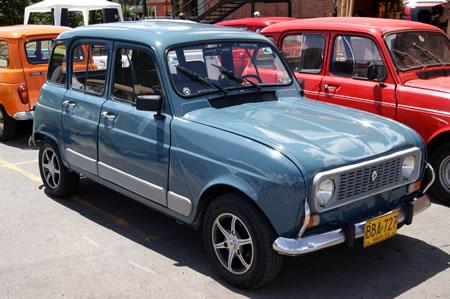 Carros Y Clasicos Los 50 A 241 Os Del Renault 4