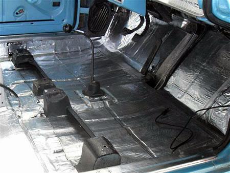 Carros y clasicos restauraci n de un chevrolet corvair - Materiales para tapizar ...
