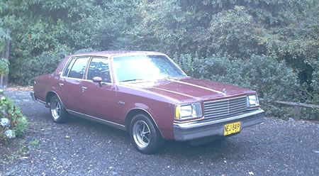 Buick Century Limited 1981