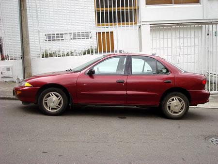 Carros Y Clasicos Chevrolet Cavalier
