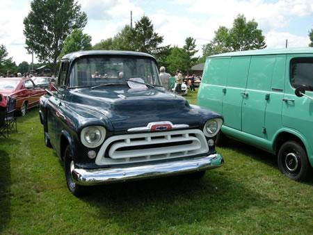 Carros Y Clasicos Chevrolet 1955 1959 Camionetas Pickup Y Panel
