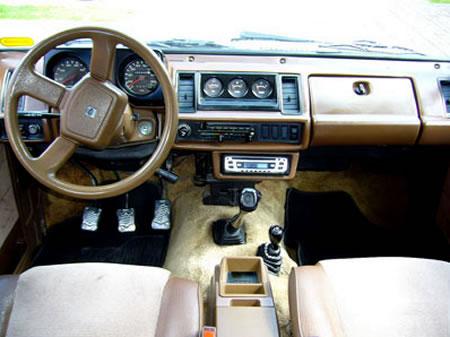Carros Y Clasicos Chevrolet Trooper