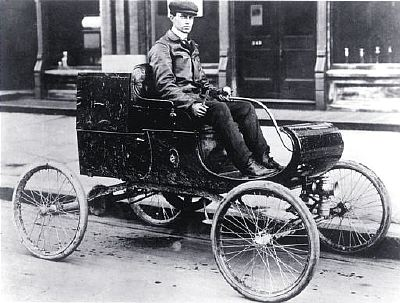 Oldsmobile Curved 1901