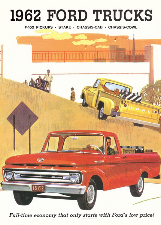 Carros y Clasicos - Ford 1948-1966 Pickups