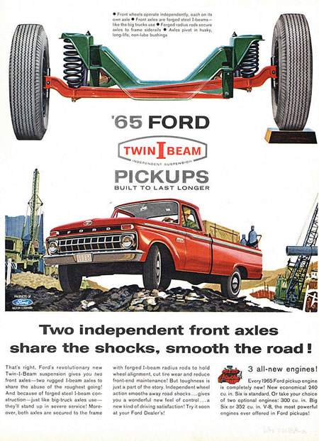 Pickups Ford 1948 1966
