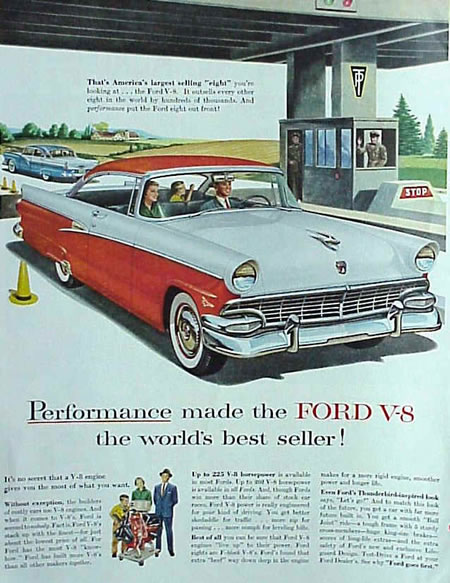 Ford 1956