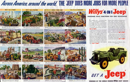 Carros y Clasicos - Jeep y Willys 1945-1955 on willys starter diagram, willys wheels, willys brakes, willys carburetor, willys suspension, 1944 willys wire diagram, willys clock, willys 3 speed transmission, willys chassis, willys oil filter, willys firing order, willys manuals, willys accessories, willys diesel conversion, willys parts, jeep electrical diagram, willys horn, willys headlights, willys mb motor diagram, willys exhaust diagram,