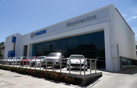 Crece Red de concesionarios Mazda. Mayorautos Valledupar abre sus puertas