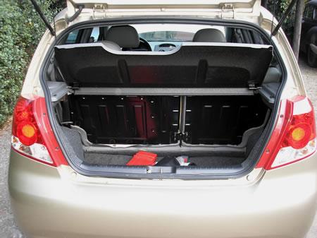 Carros Y Clasicos Prueba Chevrolet Aveo Five