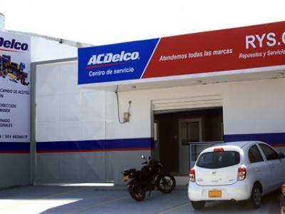 Nuevo centro de servicio ACDelco en Barranquilla