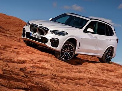 Nueva BMW X5 disponible en Colombia