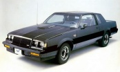 Buick Grand National (1982-1987)