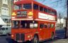 Los revolucionarios autobuses Routemaster: 1956-1968
