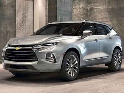 Nueva Chevrolet Blazer