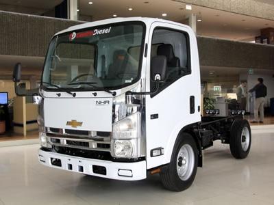 Chevrolet Líder en Buses y Camiones