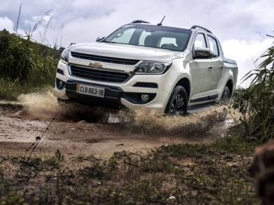 Chevrolet Colorado llega a Colombia
