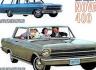 Chevrolet Chevy II 1962-1967