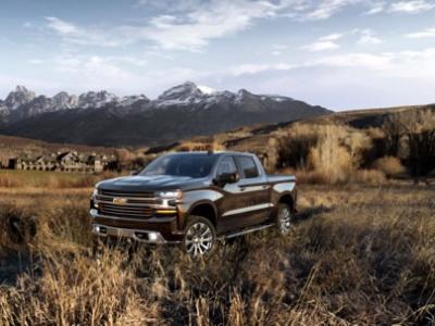 Nueva Chevrolet Silverado 2019