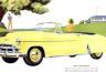 Restauración de un Chevrolet 1950 Convertible