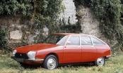Historia del Citroën GS