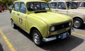 Tercer desfile de vehículos antiguos y clásicos