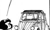 Mafalda y el automóvil: Más allá del Citroën 2CV