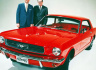 Ford Mustang 1964-1966 (primera parte)