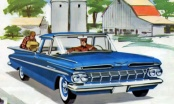 Chevrolet El Camino 1959-1960