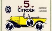 Los primeros Citroën (1919 – 1928)