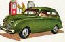Crosley 1939 – 1952: un pequeño y revolucionario automóvil