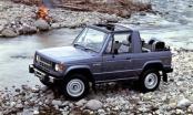 Mitsubishi Montero Primera Generación 1982-1990