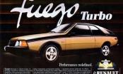 Renault Fuego en Norteamérica (1982 – 1985)