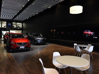 Mazda nueva vitrina en Bogotá