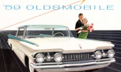 Oldsmobile 1959: el 'Linear Look'