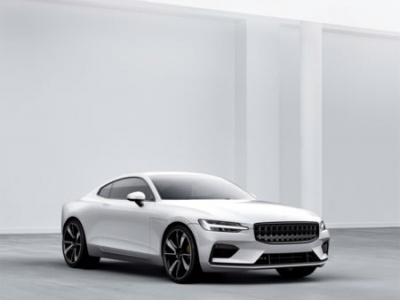 Polestar revela su primer auto
