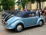Quinto encuentro de Volkswagen antiguos en Hessisch Oldendorf