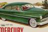 Mercury 1949-1951