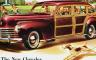 Camionetas Station Wagon en madera 1928 - 1953