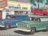 Chevrolet 1955 - 1959 Camionetas pickup y panel