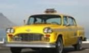 Checker el taxi de Nueva York