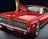 Historia de los 'Muscle Cars': Mercury Cougar 1967 – 1970