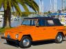 Volkswagen Safari Antecedentes y desarrollo