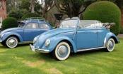 Volkswagen Escarabajo despedida en Bogotá