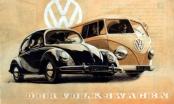 Publicidad Volkswagen de Bernd Reuters (1951-1960)