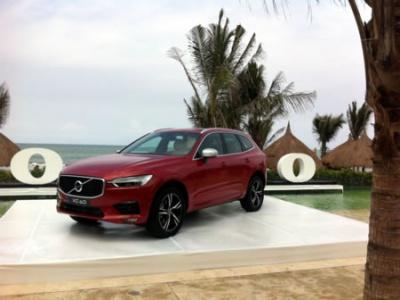 Volvo XC60 Premiado en NAIAS