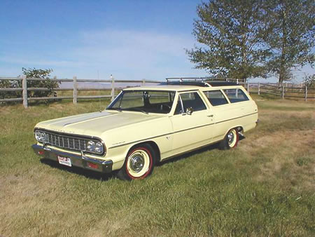 Chevelle 1964 Station Wagon