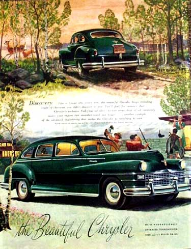 Chrysler 1947 Discovery