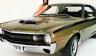 """Historia de los """"Muscle Cars""""American Motors AMX,  1968 - 1970"""